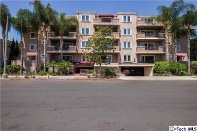 Sherman Oaks Condo/Townhouse For Sale: 4533 Vista Del Monte Avenue #102