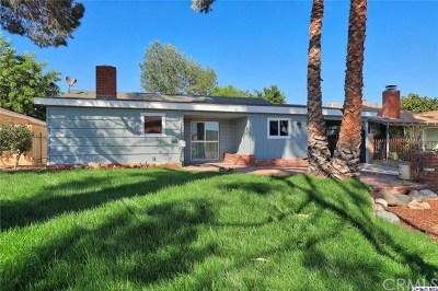 Arleta Single Family Home For Sale: 9708 Vena Avenue