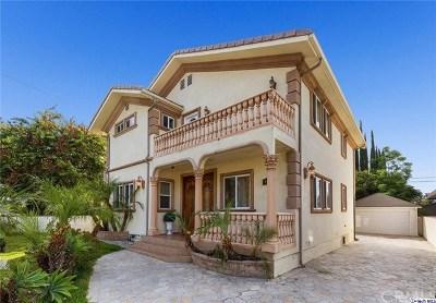 Burbank Single Family Home For Sale: 918 E Valencia Avenue