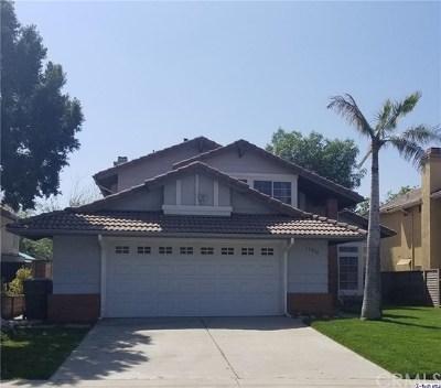 Lakeview Terrace Single Family Home For Sale: 11416 Sunburst Street