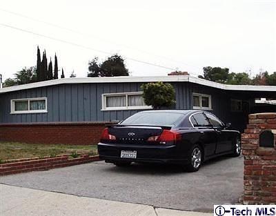 Sunland Single Family Home For Sale: 7860 Jayseel Street