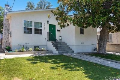 Tujunga Single Family Home For Sale: 10202 McClemont Avenue