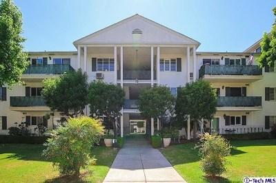 Glendale Single Family Home For Sale: 1233 N Columbus Avenue #1D