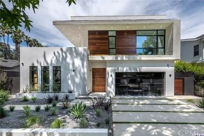 Studio City Single Family Home For Sale: 4209 Babcock Avenue