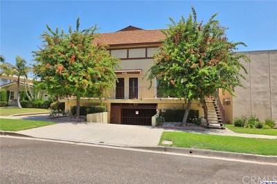 Burbank Condo/Townhouse For Sale: 468 E Verdugo Avenue #D