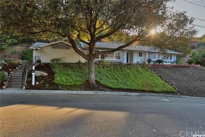 Glendale Single Family Home For Sale: 3640 Emanuel Drive