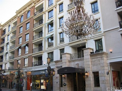Glendale Condo/Townhouse For Sale: 352 Caruso Avenue