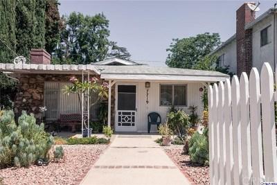Tujunga Single Family Home For Sale: 7719 Jayseel Street