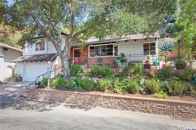 Glendale Single Family Home For Sale: 3278 Buckingham Road