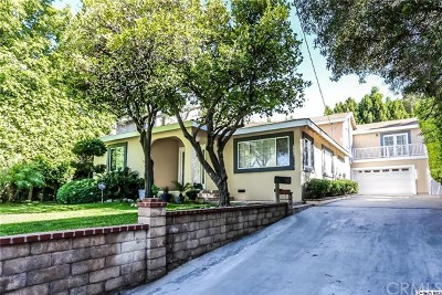 Montrose Single Family Home For Sale: 2333 Del Mar Road