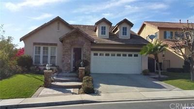 La Habra Single Family Home For Sale: 2121 S Littler Court