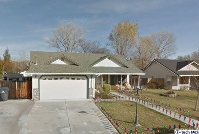 Red Bluff Single Family Home For Sale: 14552 Ryan Lane