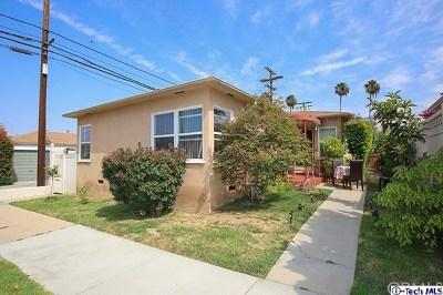 Glendale Multi Family Home For Sale: 605 Arden Avenue