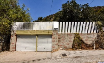 Tujunga Single Family Home For Sale: 6325 Blanchard Canyon Road