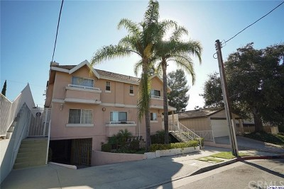 Tujunga Condo/Townhouse For Sale: 10128 Hillhaven Avenue #103