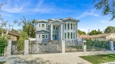 Sherman Oaks Single Family Home For Sale: 5416 Norwich Avenue