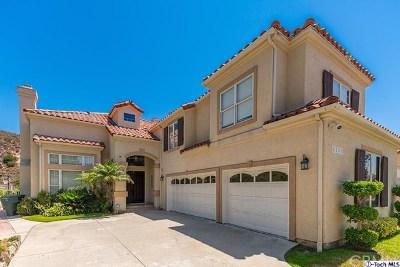 Glendale Single Family Home For Sale: 5168 Sky Ridge Drive