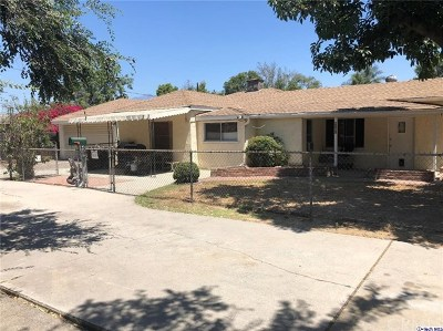 El Monte Single Family Home For Sale: 5251 Cogswell Road