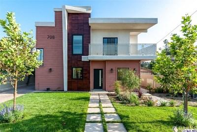 Glendale Condo/Townhouse For Sale: 708 E Palmer Avenue #A