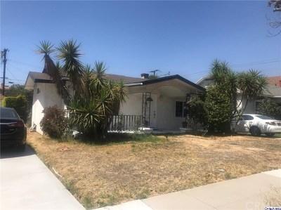 Glendale Single Family Home For Sale: 717 Geneva Street