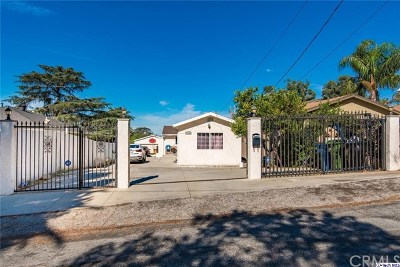 Tujunga Single Family Home Active Under Contract: 10209 Marcus Avenue