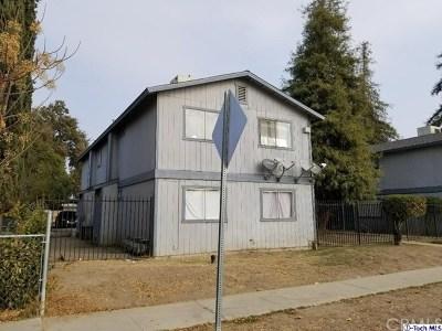 Visalia Multi Family Home For Sale: 620 E Houston Avenue