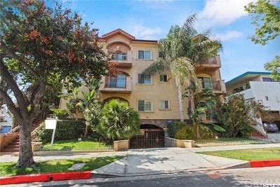 Burbank Condo/Townhouse For Sale: 421 E Santa Anita Avenue #303