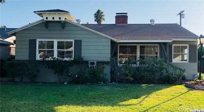Valley Village Single Family Home For Sale: 11848 Tiara Street