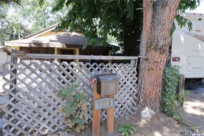 Tujunga Single Family Home For Sale: 7731 Thousand Oaks Drive