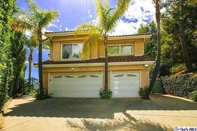Glendale Single Family Home Active Under Contract: 1956 Ashington Drive