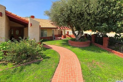 Sylmar Multi Family Home For Sale: 13797 De Garmo Avenue