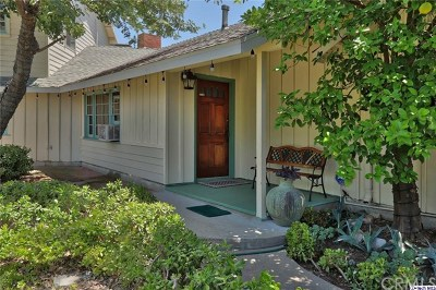 Tujunga Single Family Home For Sale: 10412 Hillhaven Avenue