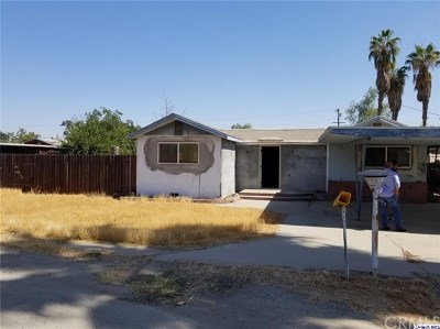 Hanford Single Family Home For Sale: 1255 Fitzgerald Lane