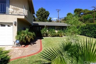 Tujunga Single Family Home For Sale: 9691 Saluda Avenue