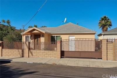 Tujunga Single Family Home For Sale: 10141 McClemont Avenue