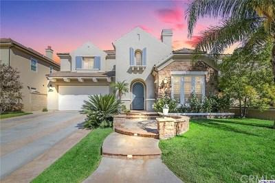 Valencia Single Family Home For Sale: 26135 Shadow Rock Lane