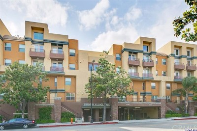 Burbank Condo/Townhouse For Sale: 201 E Angeleno Avenue #431