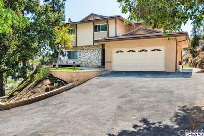 Glendale Single Family Home For Sale: 2123 Eastedge Drive