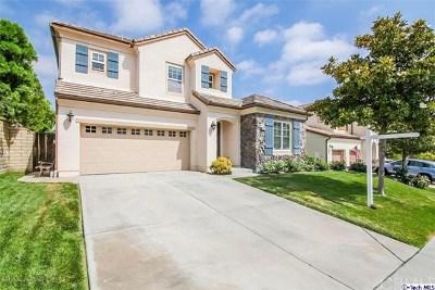 Valencia Single Family Home For Sale: 27147 Cedar Ridge Place