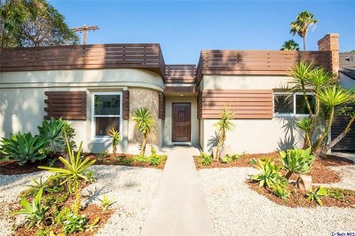 Toluca Lake Single Family Home For Sale: 4446 Ledge Avenue
