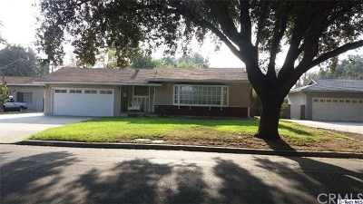 Riverside Single Family Home For Sale: 1458 Mulberry Street