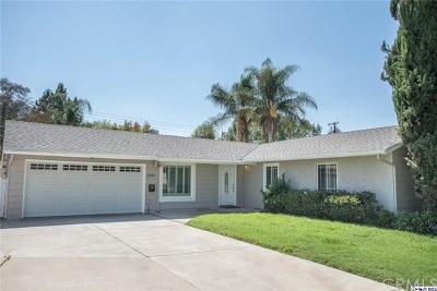 Canoga Park Single Family Home For Sale: 22300 Leadwell Street