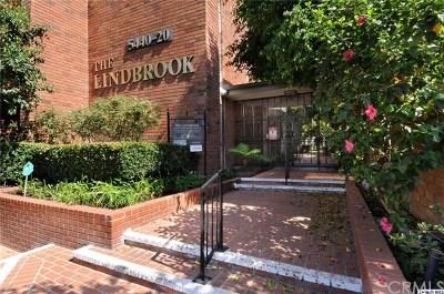 Encino Condo/Townhouse For Sale: 5440 Lindley Avenue #308