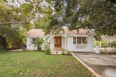 Granada Hills Single Family Home For Sale: 17932 San Fernando Mission Boulevard