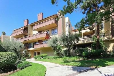 Glendale Condo/Townhouse For Sale: 444 Piedmont Avenue #211