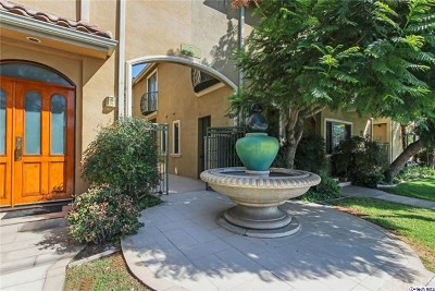 Burbank Condo/Townhouse For Sale: 216 N Buena Vista Street #108