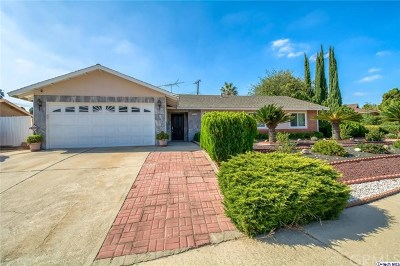 Rowland Heights Single Family Home For Sale: 18138 Mescal Street