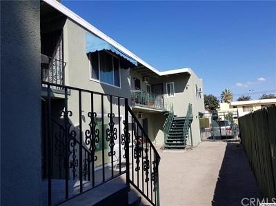 Van Nuys Multi Family Home For Sale: 13948 Vanowen Street