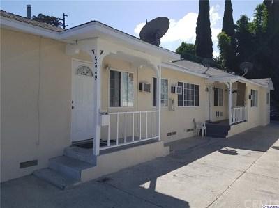 Van Nuys Multi Family Home For Sale: 13940 Vanowen Street