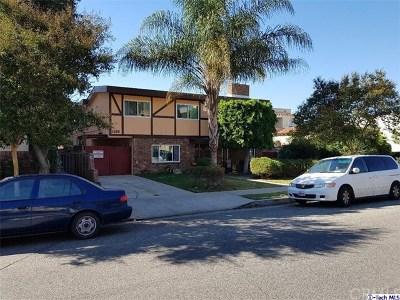 Glendale Multi Family Home For Sale: 1109 Melrose Avenue